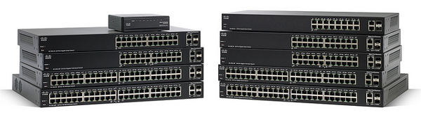 Cisco 200 Series Smart Switches