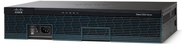 Cisco 2911 Integrated Services Router | Cisco 2900 Series ...