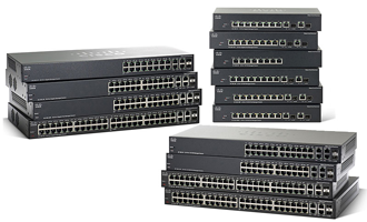 Cisco 300 Series Smart Plus Switches