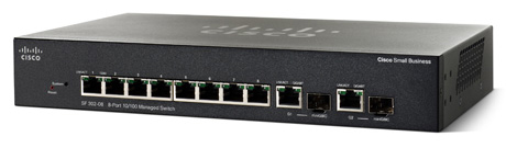 Cisco SF302-08