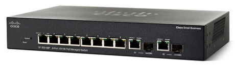Cisco SF302-08P
