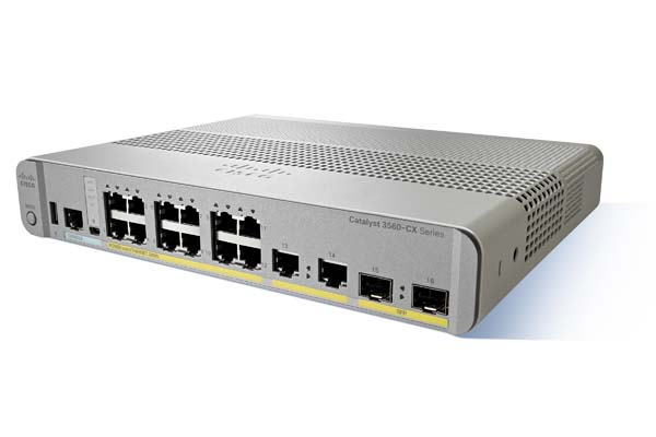 Cisco 3560-CX Switches   SecureITStore com