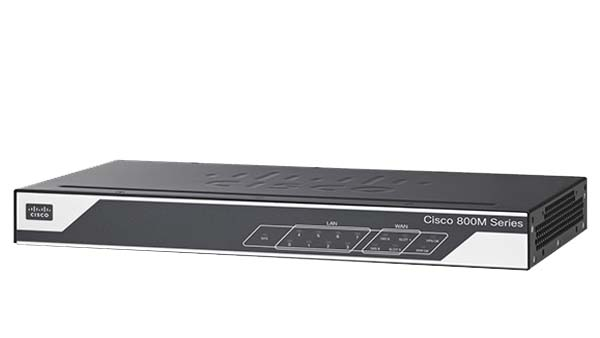 Cisco 800M Series Integrated Services Router | SecureITStore com