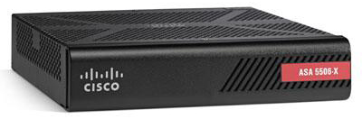 Cisco ASA 5506-X with FirePOWER Services
