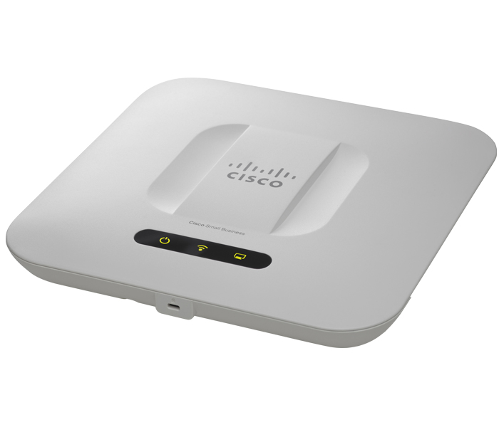Cisco WAP551 Wireless-N Dual Radio Selectable Band Access Point Product Image