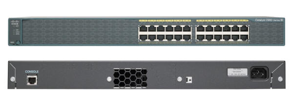 Cisco Catalyst 2960-24-S Switch | SecureITStore com