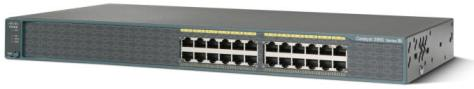 Cisco Catalyst 2960-24PC-S Switch