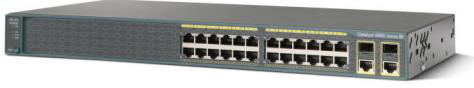 Cisco Catalyst 2960-24TC-S Switch