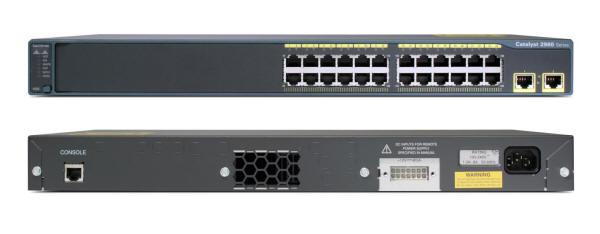 Cisco Catalyst 2960-24TT-L Switch | SecureITStore com