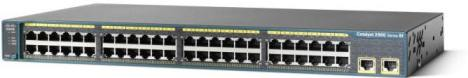 Cisco Catalyst 2960-48TT-S Switch