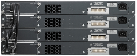 Cisco FlexStack-Plus Switch Stack