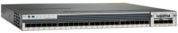 Cisco Catalyst 3750X Stackable 24-Port SFP Switch