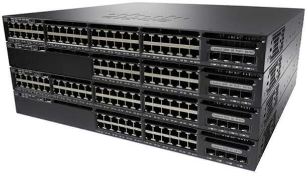 Cisco Catalyst 3650 Stackable 48-Port Switch | SecureITStore com