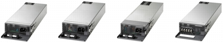 Dual Redundant Modular Power Supplies