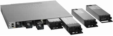 Dual Redundant Power Supplies