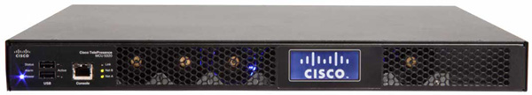 Cisco TelePresence MCU 5300 Series