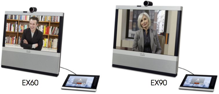 Cisco TelePresence System EX Series