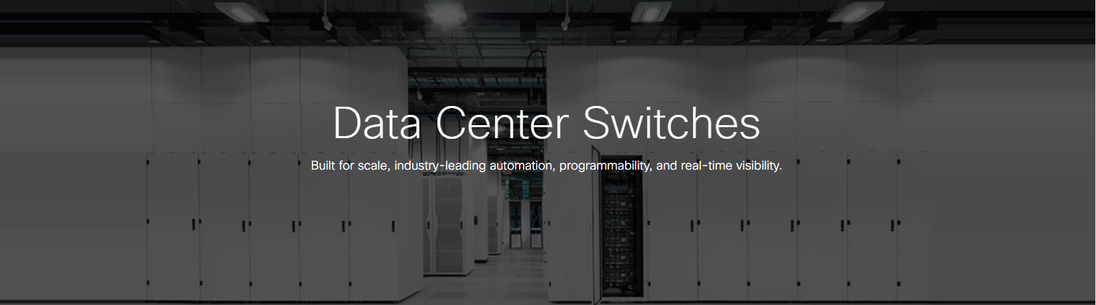 Cisco Data Center Switches | SecureITStore com