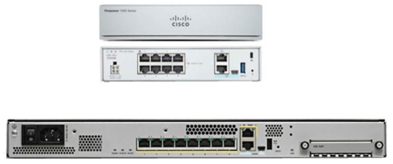 Cisco Firepower 1010 NGFW Appliance | SecureITStore com