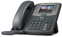 Cisco SPA 525G 5-line IP Phone with Color Display