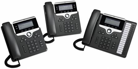 Cisco IP Phone 7800 Series | SecureITStore com