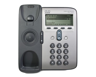 Cisco Unified IP Phone 7911G | IP Phones | SecureITStore com