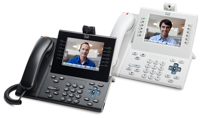 Cisco Unified IP Phone 9971