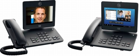 Figure 1. Cisco Desktop Collaboration Experience DX650