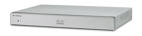Cisco 1000 Series Integrated Services Router