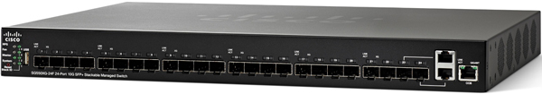 Cisco SG550XG-24F