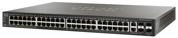 Cisco SF500-48 48-Port Fast Ethernet Switch