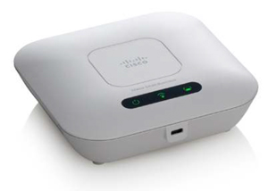Cisco Small Business 100 Series Wireless Access Point Product Image