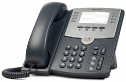 Cisco IP Phone 501G Series