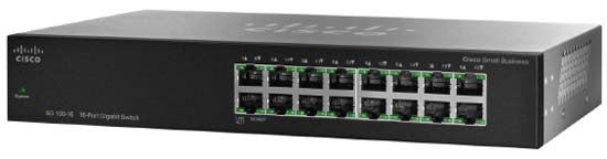 Cisco SF110-16