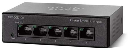 Cisco SF110D-05