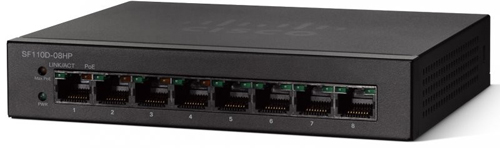 Cisco SF110D-08HP