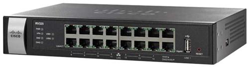 Cisco RV325 Dual Gigabit WAN VPN Router | SecureITStore com