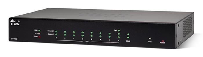 Cisco RV260 VPN Router