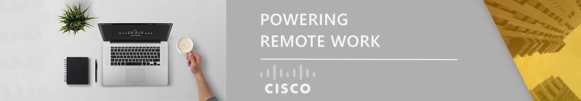 Cisco Meraki Remote Work